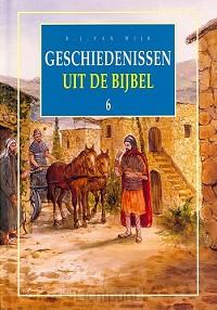 Geschiedenissen  6 uit de bijbel geb