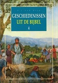 Geschiedenissen  4 uit de bijbel geb