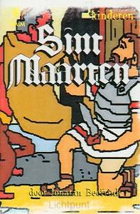 Miniboekje 90 sint maarten