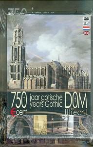 750 jaar dom en rondom + cd + dvd