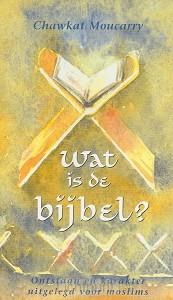 Wat is de bijbel