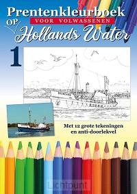 Kleurboek hollands water