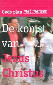 Komst van Jezus Christus