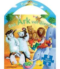 Ark vol dieren puzzeltasje