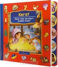 Kerst kartonboek