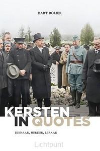 Kersten in quotes