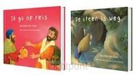 Kartonboekjes NT Prentenbijbel set2