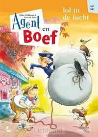 Agent en Boef lol in de lucht