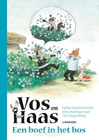 Vos en Haas een boef in het bos