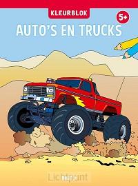 Auto's en trucks 5+