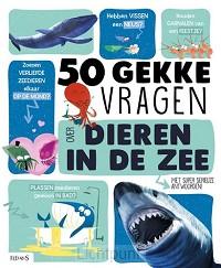 50 gekke vragen: dieren in de zee
