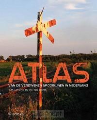 Atlas van verdwenen spoorlijnen