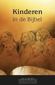 Kinderen in de bijbel