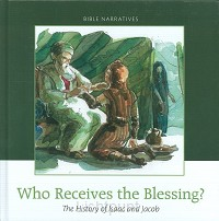 Who receives the blessing