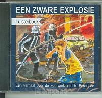Zware explosie LUISTERBOEK