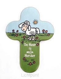 Kruis hout de Heer is mijn herder