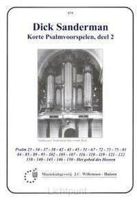 Korte psalmvoorspelen 2