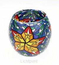 Sfeerlicht chagall 8cm hoog