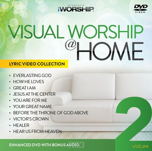 Iworship @home vol.2