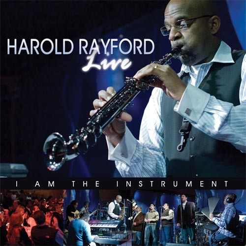 Live: I am the instrument