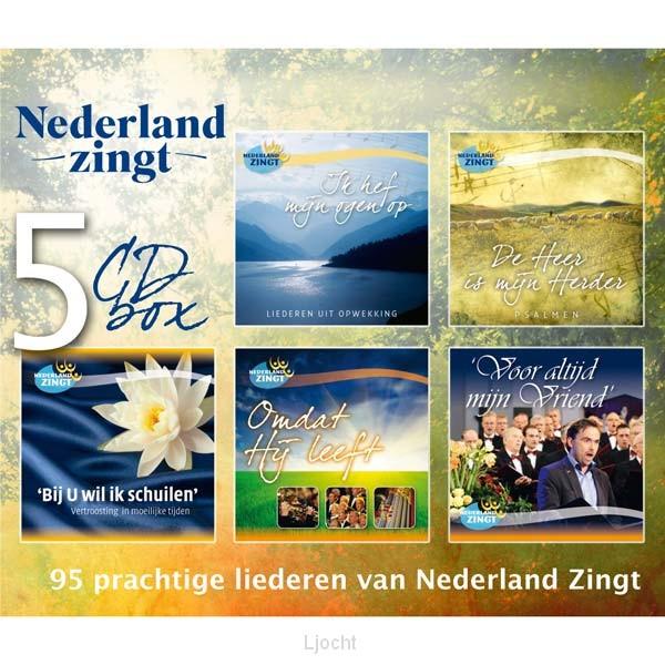 5-CD- boxset