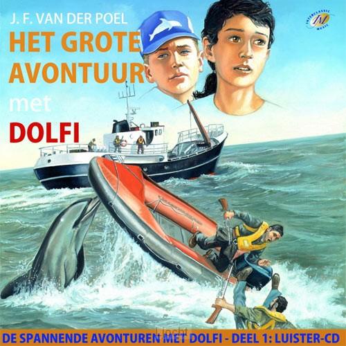 Grote avontuur met dolfi 1-luiste