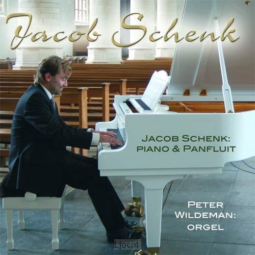 Jakob Schenk piano en panfluit