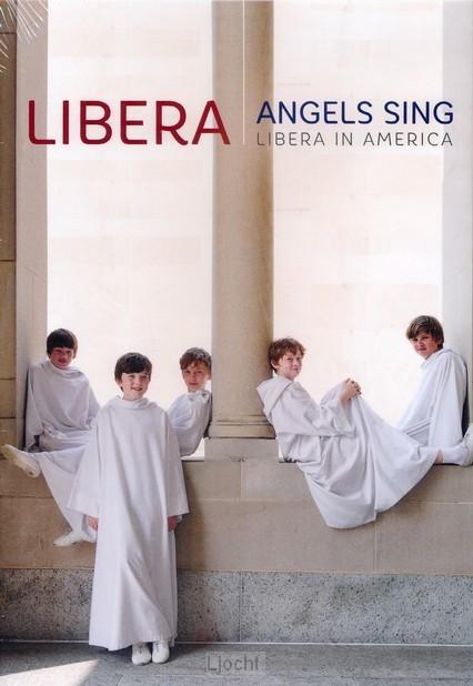 Angels sing: libera in america dvd