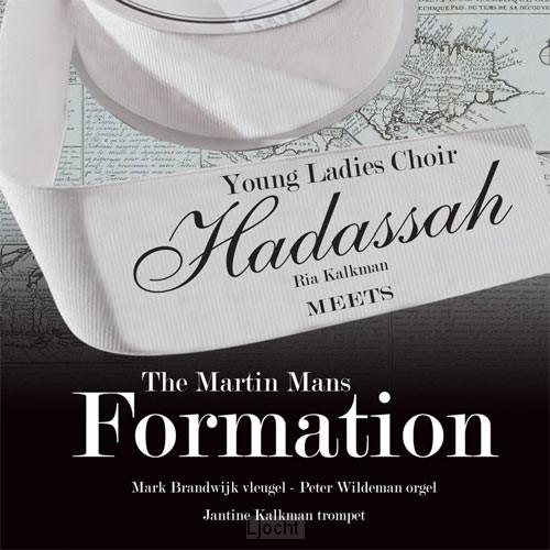 Hadassah meets mans formation