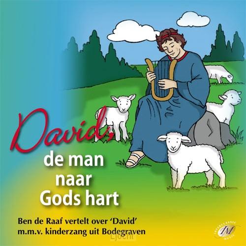 David, de man naar Gods hart