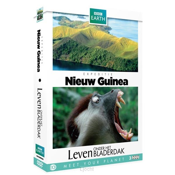 Expeditie Nieuw Guinea (EO-BBC Earth DVD