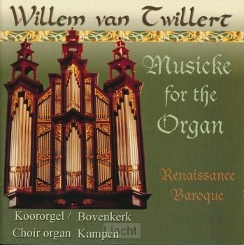 Musicke For the Organ