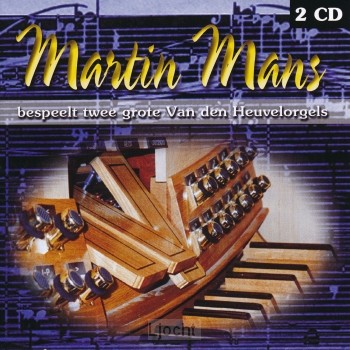 Martin Mans bespeelt twee grote