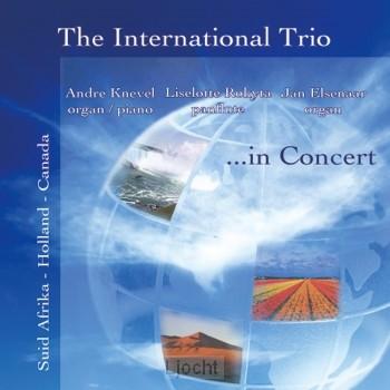 International Trio in concert