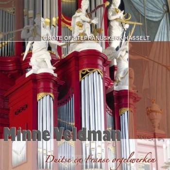 Duitse en Franse orgelwerken