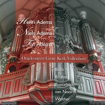 Orgelconcert Grote Kerk Vollenhove