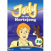 Jody en het hertejong 10