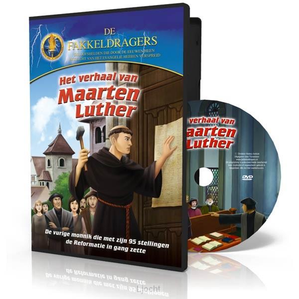 Maarten Luther, het verhaal van