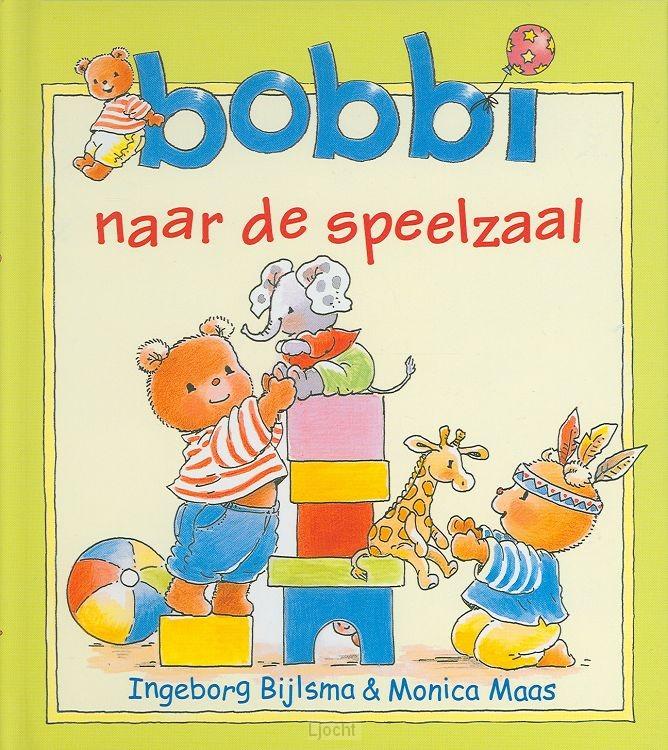 Bobbi naar de speelzaal