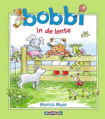 Bobbi in de lente