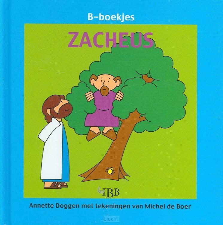 B-boekjes Zacheus