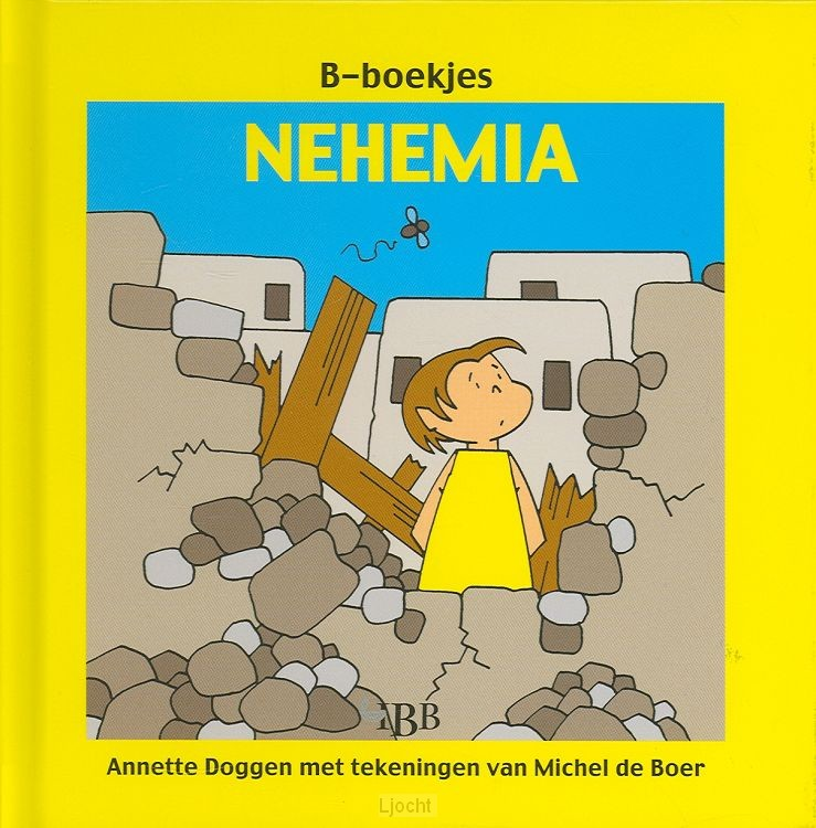 B-boekjes nehemia