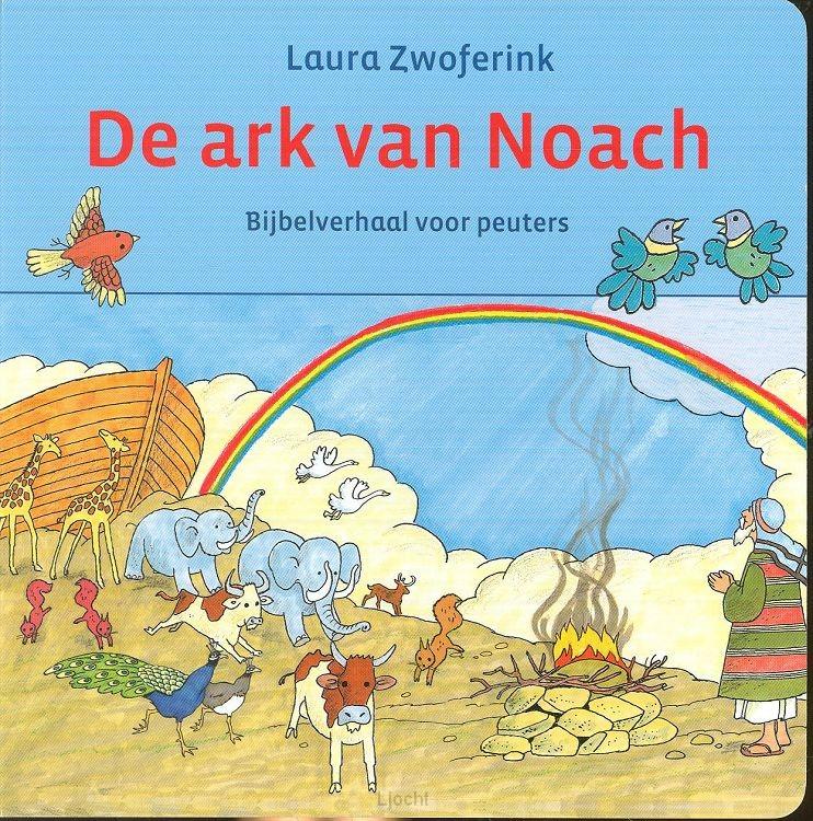 Ark van Noach kartonboekje
