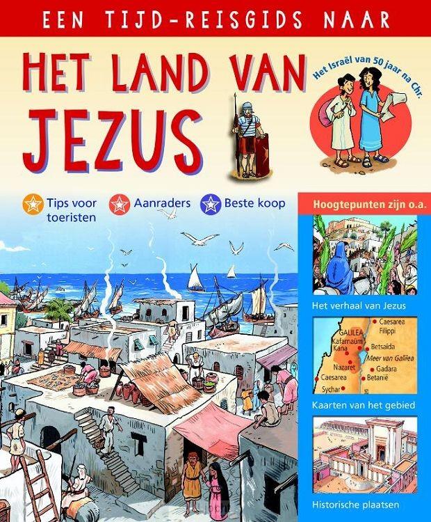 Tijd-reisgids naar het land van Jezus