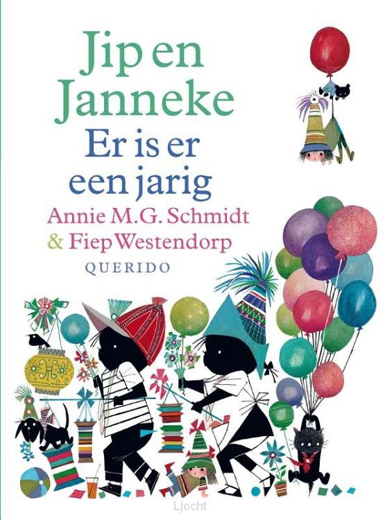 Jip en Janneke / Er is er een jarig