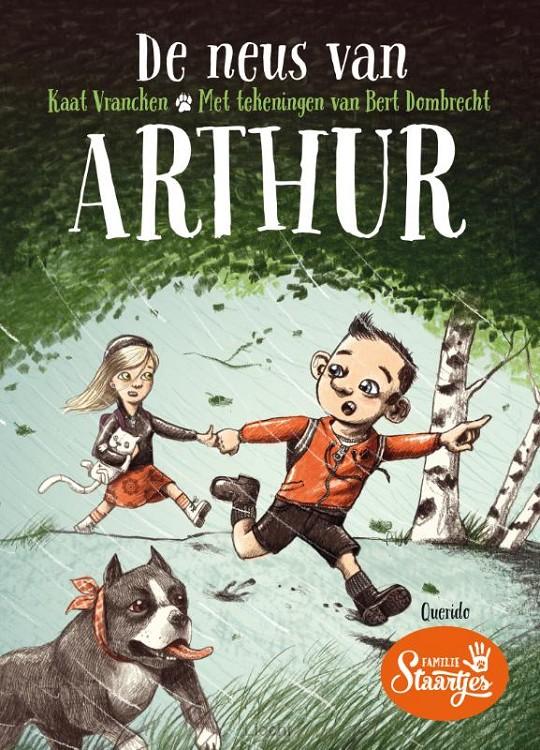 De neus van Arthur