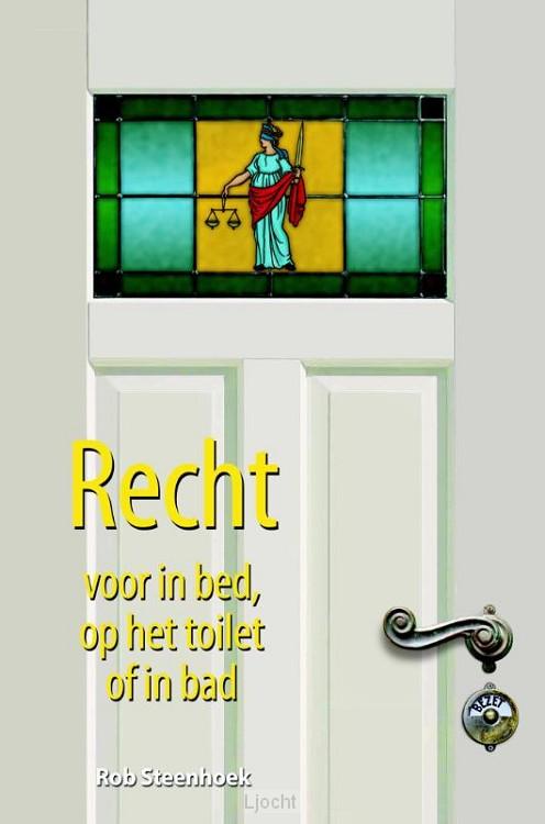 Recht voor in bed, op het toilet of in bad