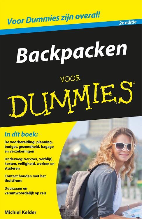 Backpacken voor Dummies