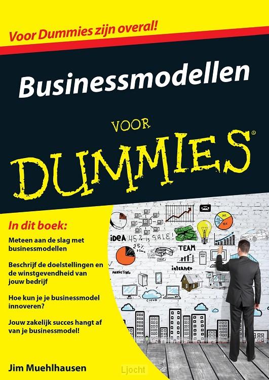 Businessmodellen voor Dummies