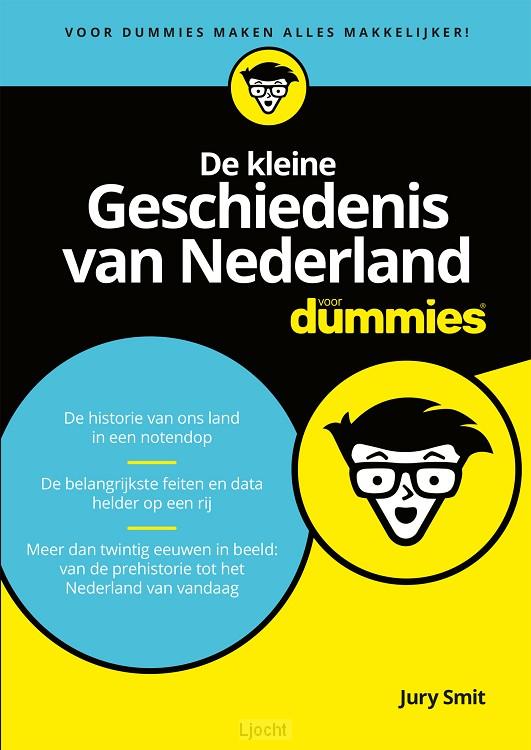 De kleine Geschiedenis van Nederland voor dummies